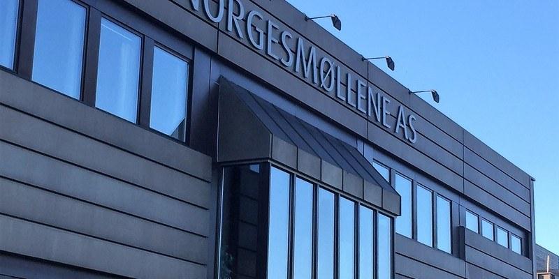 Bilde av Øvelser hos Norgesmøllene