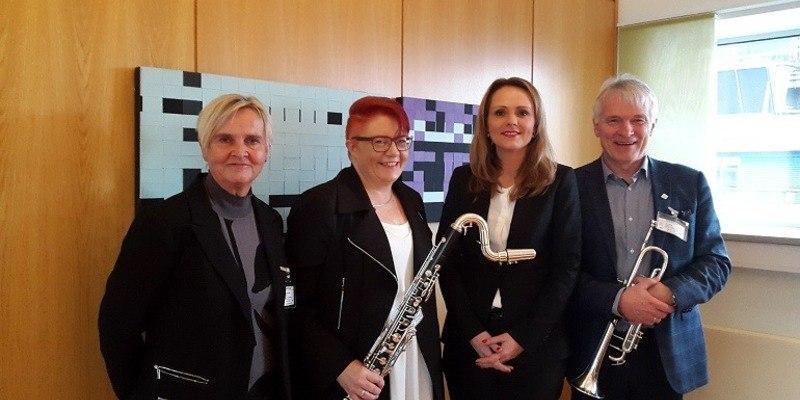 Bilde av Norges Musikkorps Forbund ville styrke den interne stoltheten