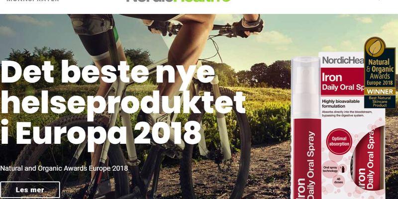 Bilde av Produktlansering for NordicHealth
