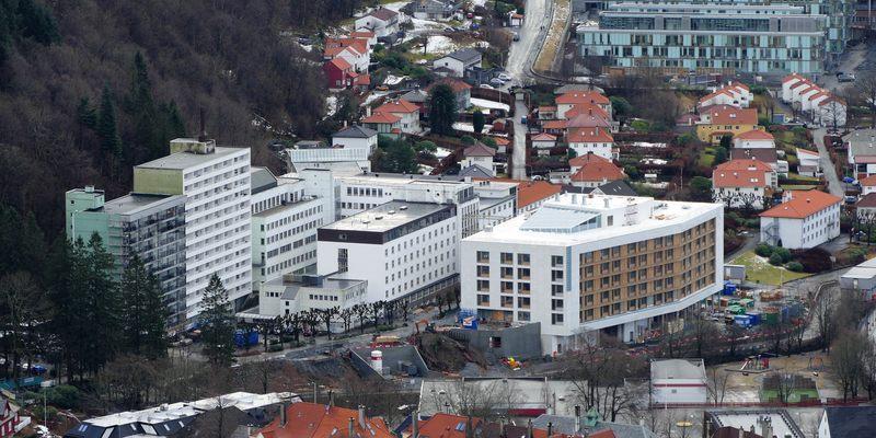 Bilde av Informasjon om nytt sykehus på Haraldsplass